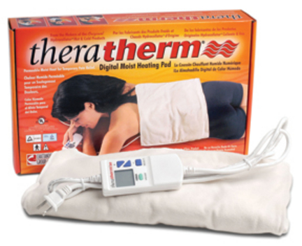 "Theratherm Shoulder / Neck Digital Moist Heat Pad (23"" x 20"")"