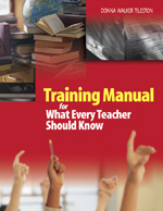 Training Manual For What Every Teacher Should Know Paperback