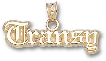 "Transylvania Pioneers ""Tranzy"" Pendant - 10KT Gold Jewelry"
