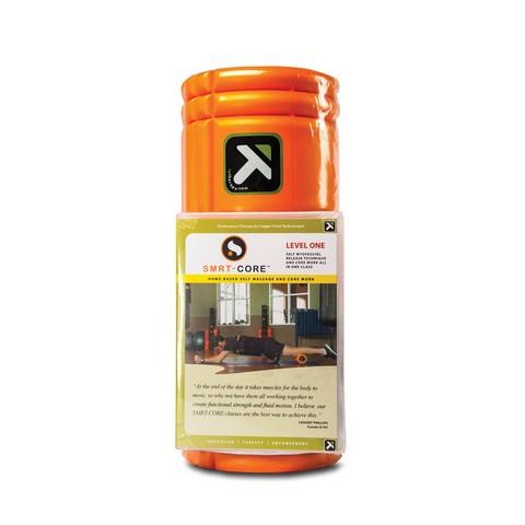 Trigger Point Performance Therapy TRP217 Smrt-Core Level 1 Bundle Pack Kit Orange & Black