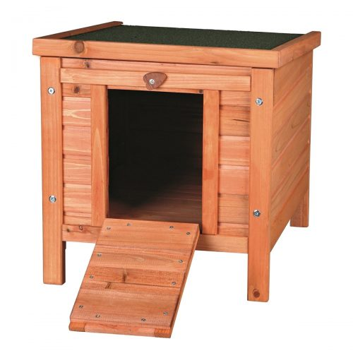 Trixie Pet Products 62398 Small Animal Home with Outdoor Run