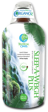 Tropical Oasis 33630 Sleep-a-weigh Plus- Pack of 3