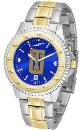 Tulsa Golden Hurricane Competitor AnoChrome Two Tone Watch