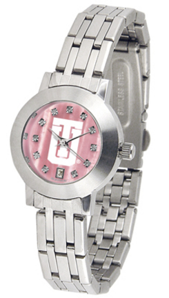 Tulsa Golden Hurricane Dynasty Ladies Watch with Mother of Pearl Dial