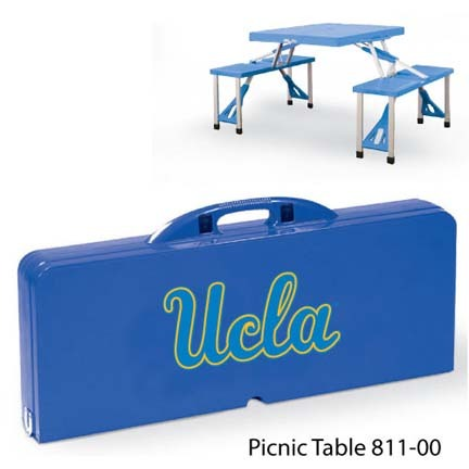 UCLA Bruins Portable Folding Table and Seats