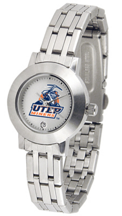 UTEP Texas (El Paso) Miners Dynasty Ladies Watch