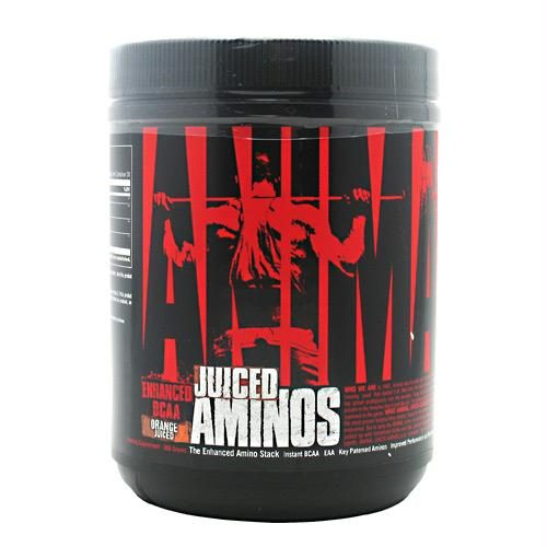 Universal Nutrition 230325 Animal Juiced Aminos Orange Juice
