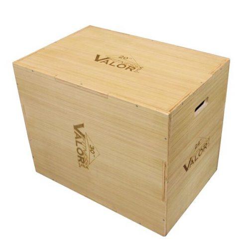 Valor Fitness PBX-A Plyo Jump Box 20-24-30