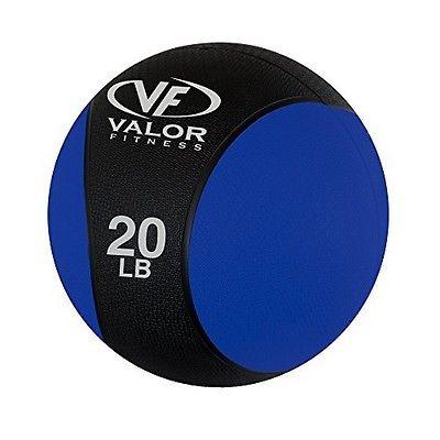 Valor Fitness RXM-20 Medicine Ball 20-Pound