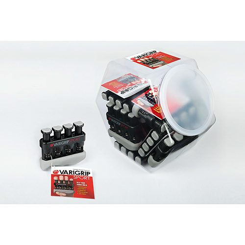 VariGrip VGR-98039 Black Sport Fishbowl 10 Pieces