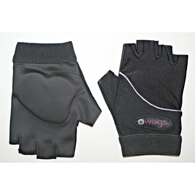 WAGS WG304BK Flex Workout Gloves-Large