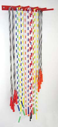 Wall Jump Rope Rack (Set of 2)