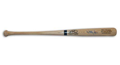 Wally Joyner Autographed Rawlings Big Stick Baseball Bat (With His Name Printed On The Bat)