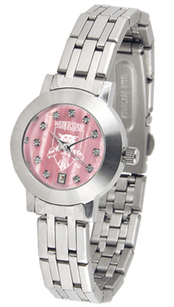 Weber State Wildcats Dynasty Ladies Watch with Mother of Pearl Dial