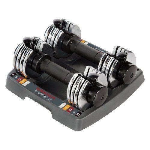Weider 25 Lbs Speed Weight Set