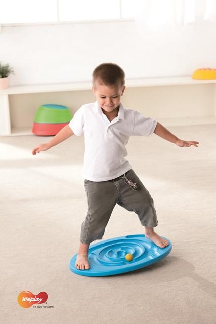 Weplay KP0001.1 Kiddies Paradise Maze Balance Board