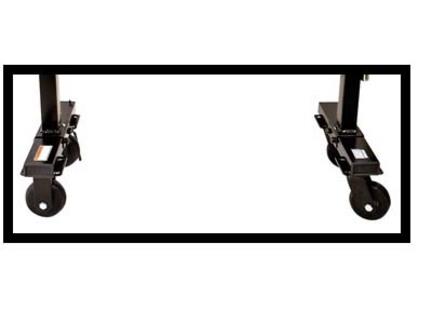 Wheel Package for the Neoprene Dumbbell Rack