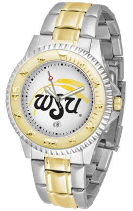 Wichita State Shockers Competitor Two Tone Watch