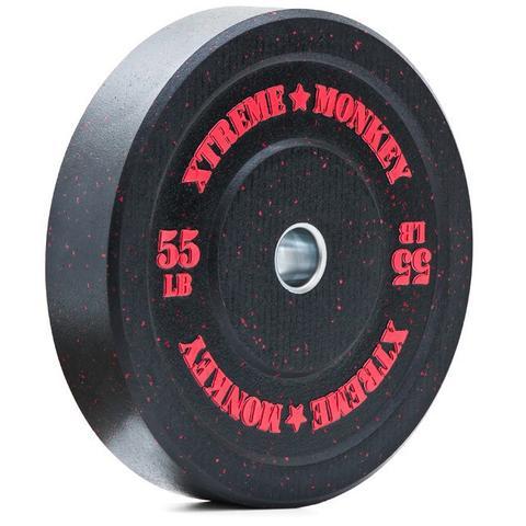 Xtreme Monkey XM-5147 Crumb Rubber Bumper - Red