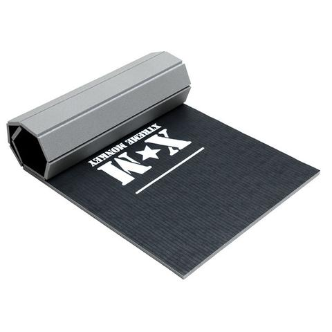 Xtreme Monkey XM-5187 32 x 72 in. Pro Mat - Black & Grey