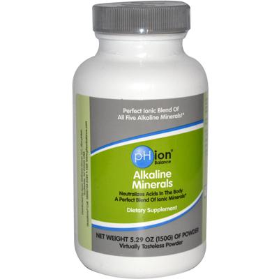 pHion Balance Alkaline Minerals Powder - 7.94 oz