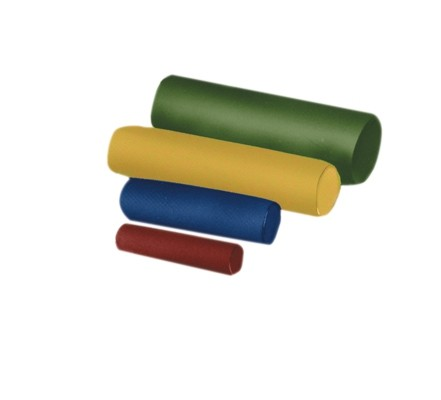 24 x 8 in. dia. Roll Foam with Vinyl Cover Firm