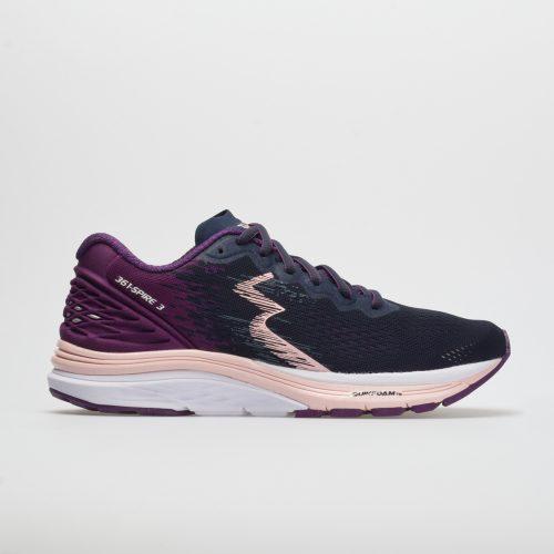 361 Spire 3: 361 Women's Running Shoes Peacoat/Phlox