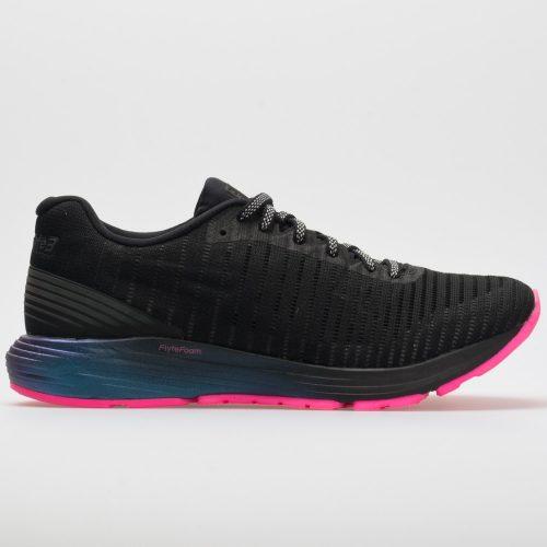 ASICS Dynaflyte 3 Lite-Show: ASICS Women's Running Shoes Black/Hot Pink