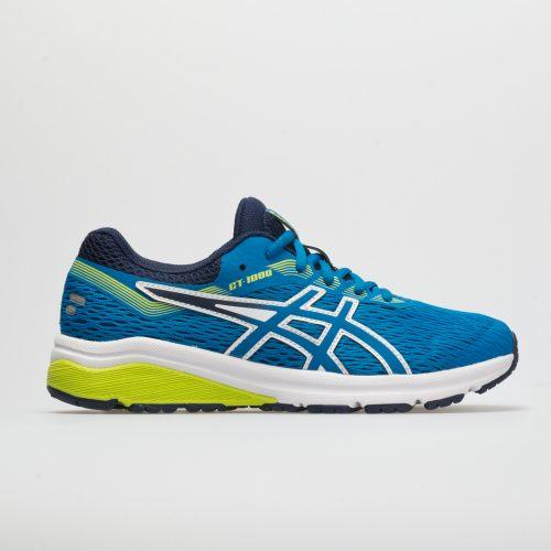 ASICS GT-1000 7 Junior Azure/Fuschia Purple: ASICS Junior Running Shoes