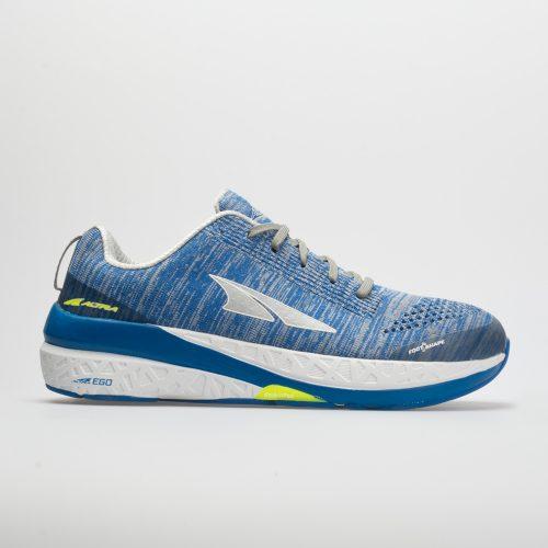 Altra Paradigm 4.0: Altra Men's Running Shoes White/Blue