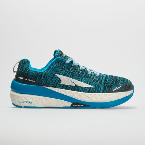 Altra Paradigm 4.0: Altra Women's Running Shoes Blue