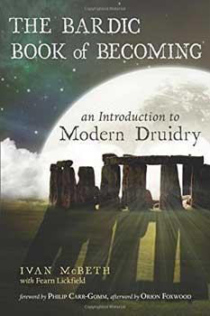 Azure Green BBARBOO Bardic Book of Becoming by Ivan McBeth