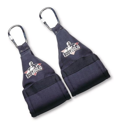 Body Solid Tools AAB2 Gut Blaster Slings