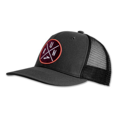 Brooks Discovery Trucker Hat: Brooks Caps & Visors