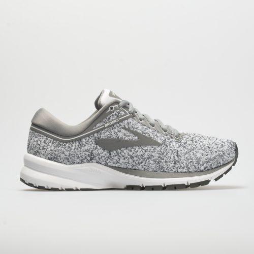 Brooks Launch 5: Brooks Women's Running Shoes White/Grey/Ebony