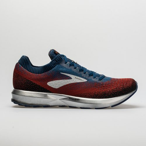 Brooks Levitate 2: Brooks Men's Running Shoes Chili/Navy/Black