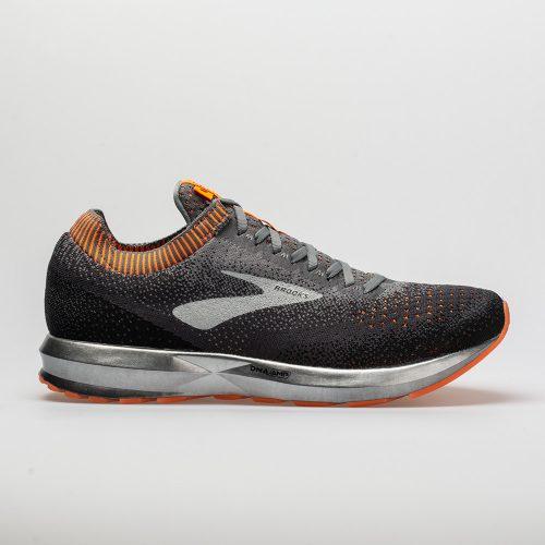 Brooks Levitate 2: Brooks Men's Running Shoes Grey/Black/Orange