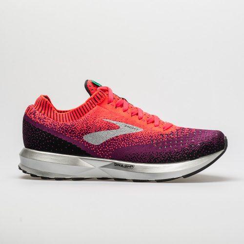 Brooks Levitate 2: Brooks Women's Running Shoes Pink/Black/Aqua
