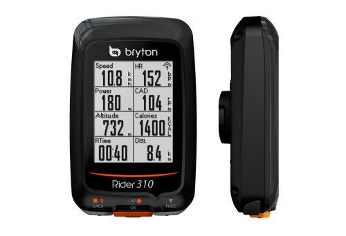 Bryton 310E GPS Cyclometer - black, one size