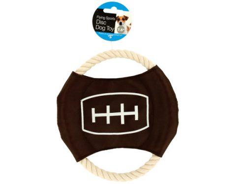 Bulk Buys DI247-12 Flying Sports Disc Dog Toy 12 Piece