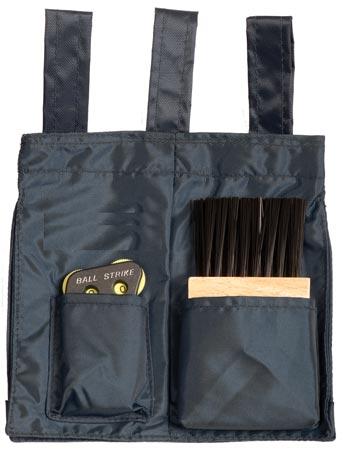 Champion Sports 13247 Umpire Accessory Kit - Black