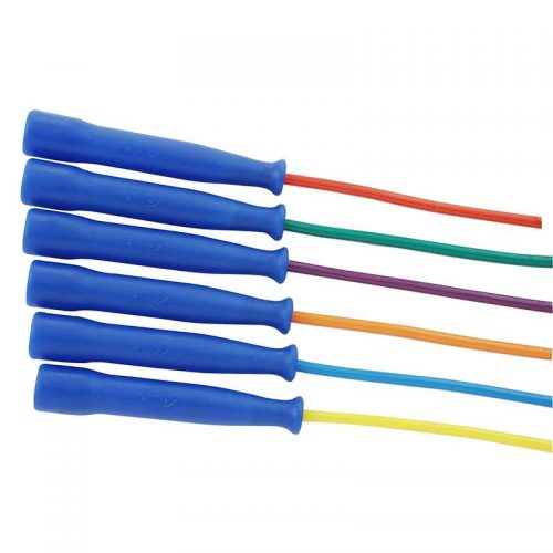 Champion Sports CHSSPR9BN 9 ft. Speed Rope Blue Handle - Pack of 12