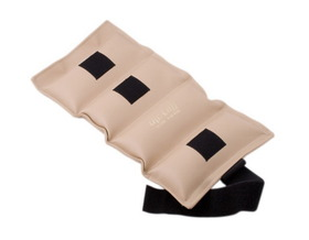 Deluxe Cuff Weight Tan - 15 lbs