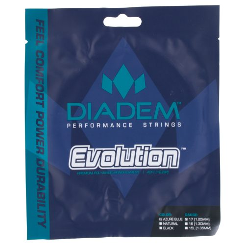 Diadem Evolution 17 1.25: Diadem Tennis String Packages