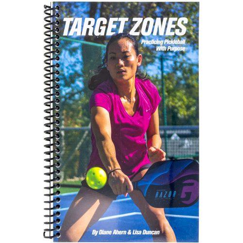 Gamma Target Zones: Gamma Pickleball Court Equipt