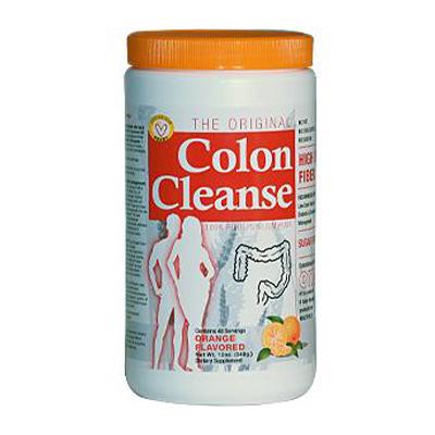 Health Plus The Original Colon Cleanse Orange - 12 Oz - -Pack of 1
