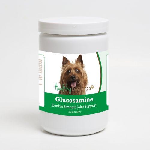 Healthy Breeds 192959013887 Australian Terrier Glucosamine DS Plus MSM - 120 Count