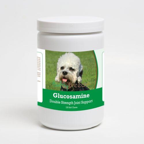 Healthy Breeds 192959014464 Dandie Dinmont Terrier Glucosamine DS Plus MSM - 120 Count