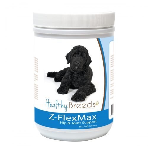 Healthy Breeds 840235155874 Portuguese Water Dog Z-Flex Max Dog Hip & Joint Support - 180 Count