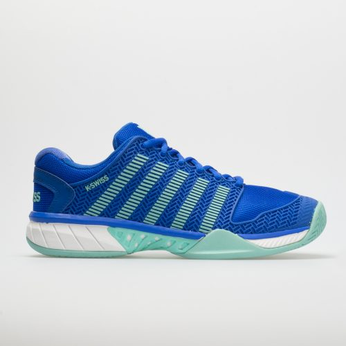 K-Swiss Hypercourt Express: K-Swiss Women's Tennis Shoes Dazzling Blue/Aruba Blue